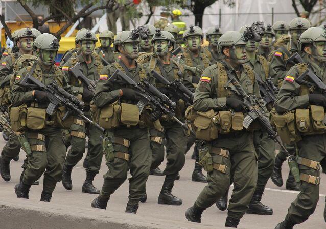 Militares de Colombia