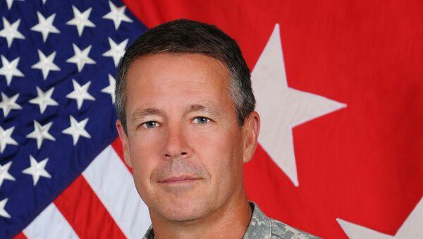 Austin Miller, general estadounidense - Sputnik Mundo