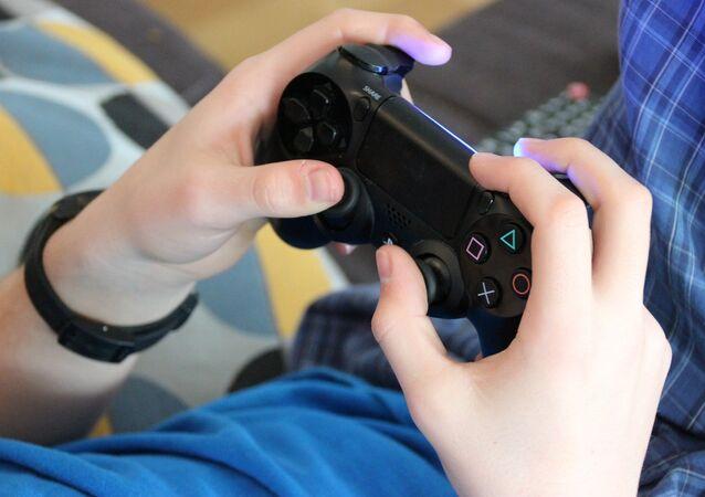 Videojuegos, imagen referencial