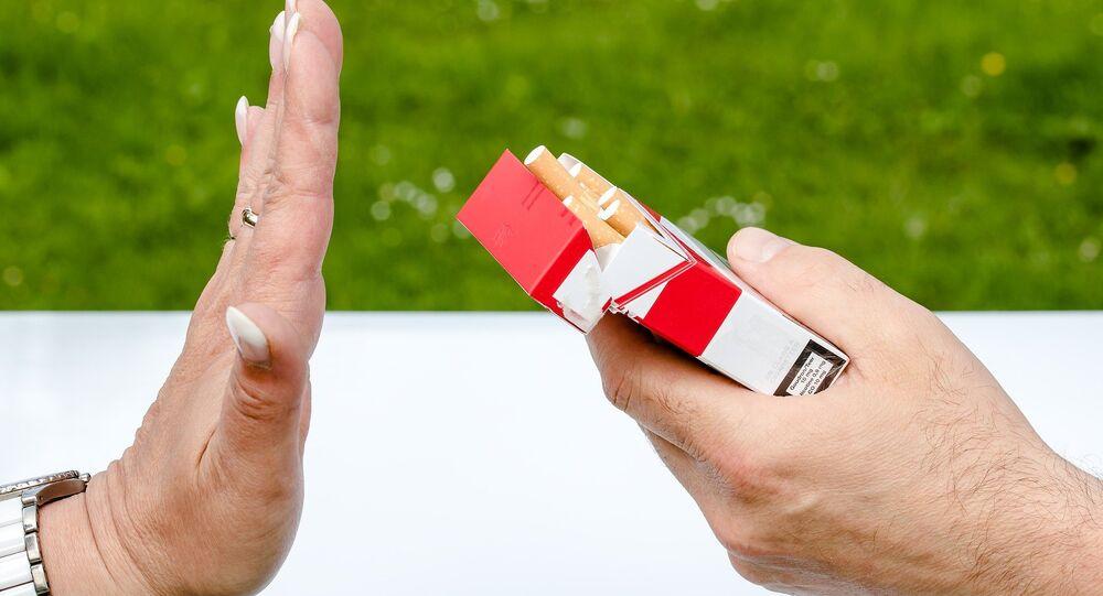 Lucha contra el tabaco (imagen referencial)