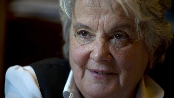 Lucía Topolansky, vicepresidenta de Uruguay. - Sputnik Mundo