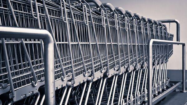 Carrito de supermercado - Sputnik Mundo