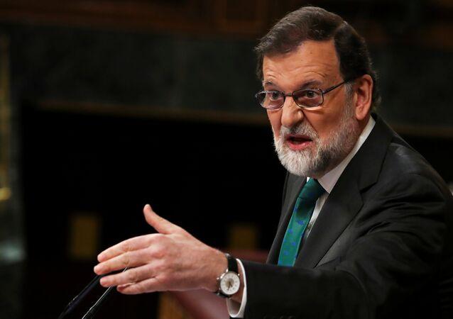 Mariano Rajoy, expresidente del Gobierno de España