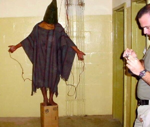 Foto de Abu Ghraib - Sputnik Mundo