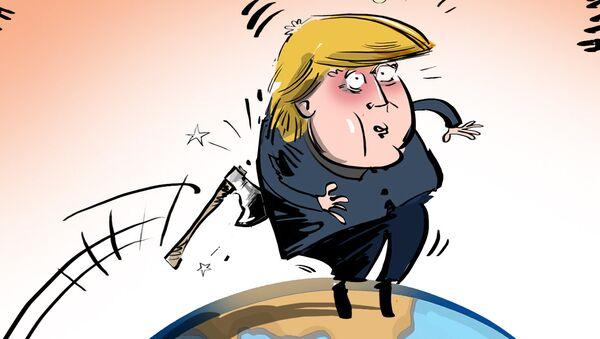Trump se olvida del efecto bumerán - Sputnik Mundo