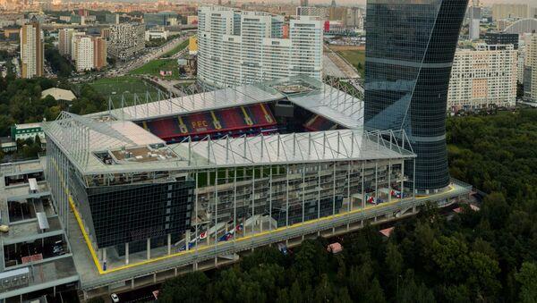 El estadio Arena CSKA en Moscú - Sputnik Mundo