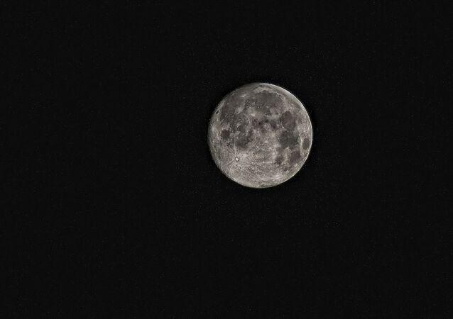 La Luna (imagen referencial)