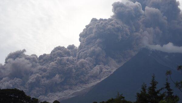 Volcán de Fuego, Guatemala (archivo) - Sputnik Mundo