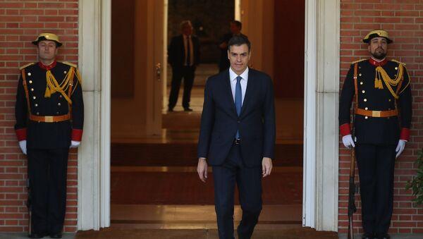 Pedro Sánchez, el nuevo presidente del Gobierno de España - Sputnik Mundo