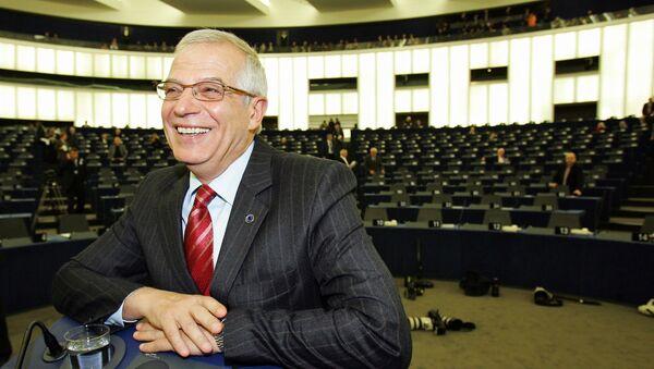 Josep Borrell, político socialista español - Sputnik Mundo