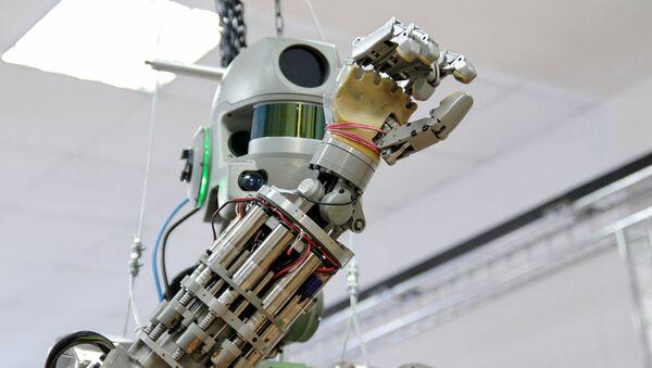 El robot ruso Fedor, el 'familiar' de la nueva creación de Rosatom - Sputnik Mundo