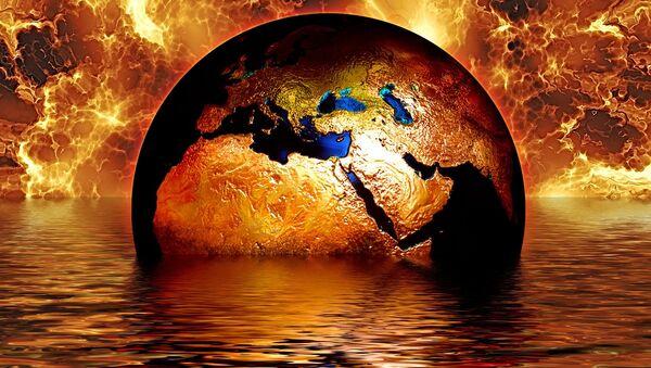 Apocalipsis (ilustración) - Sputnik Mundo