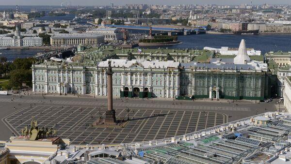 Ciudad rusa de San Petersburgo - Sputnik Mundo