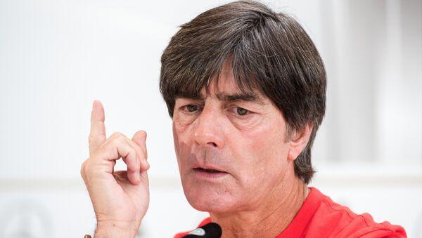 Joachim Loew, director técnico de Alemania - Sputnik Mundo