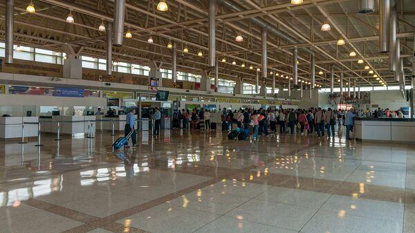 Aeropuerto internacional Simón Bolívar - Sputnik Mundo