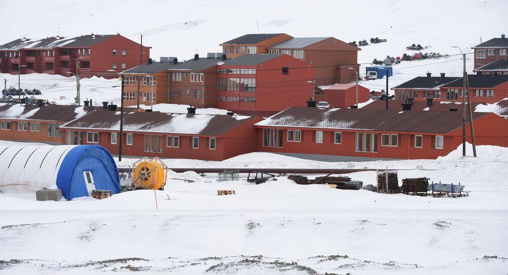 Longyearbyen, ciudad de Noruega