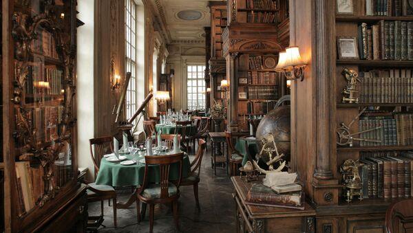 Cafetería Pushkin - Sputnik Mundo