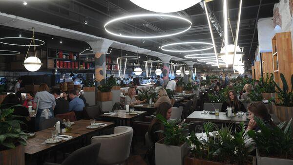 Restaurante Quesería en Moscú - Sputnik Mundo