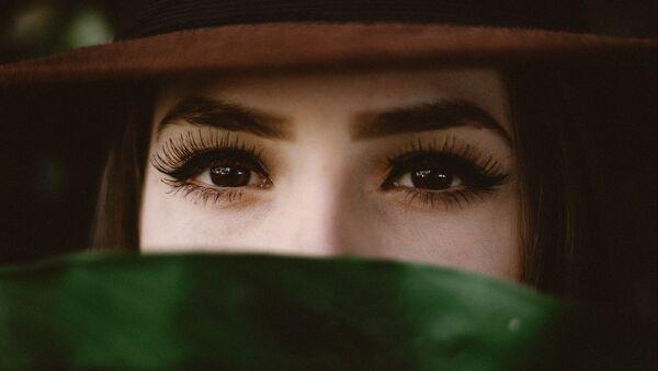 Los ojos de una mujer - Sputnik Mundo