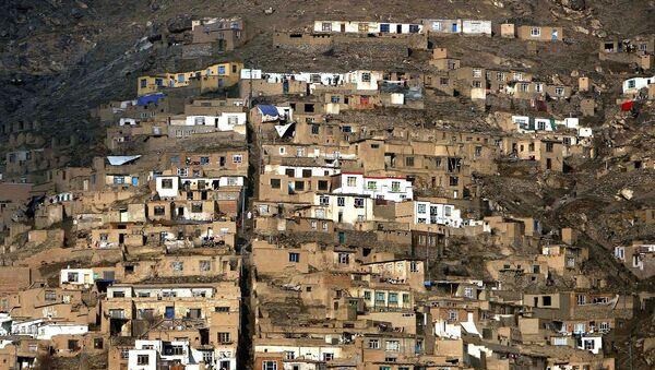 Viviendas en Afganistán - Sputnik Mundo