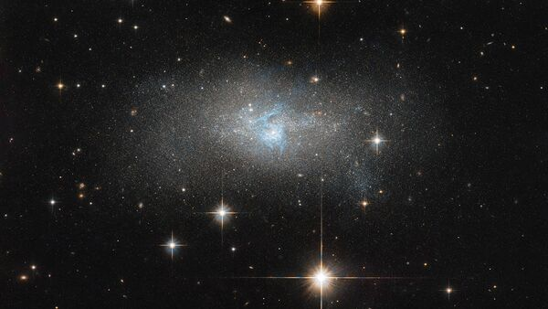 Galaxia enana IC 4870 - Sputnik Mundo