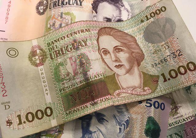 Pesos uruguayos (archivo)