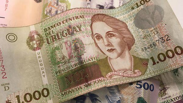 Pesos uruguayos - Sputnik Mundo