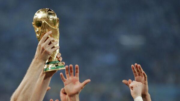 La Copa del Mundo de fútbol - Sputnik Mundo