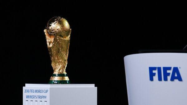 La copa del Mundial de FIFA 2018 en Rusia - Sputnik Mundo