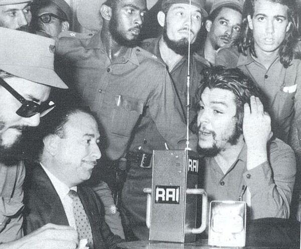 Entrevista con el Che Guevara - Sputnik Mundo