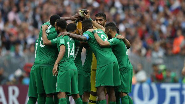 Selección de Arabia Saudí - Sputnik Mundo