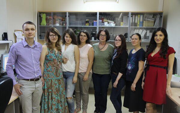 Especialistas de la Universidad Estatal de Psicología y Pedagogía de Moscú (UEPPM) - Sputnik Mundo
