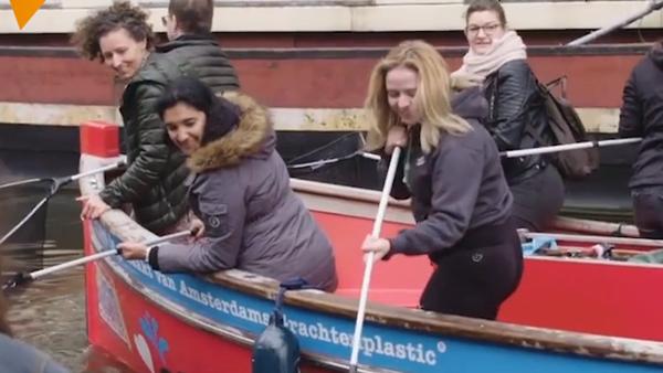 Plastic Whale, la segunda vida de la basura - Sputnik Mundo