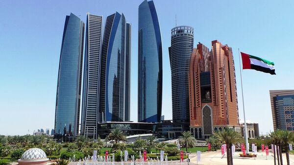 Abu Dabi, la capital de EAU - Sputnik Mundo