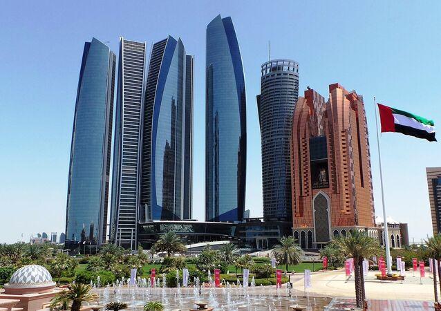 Abu Dabi, la capital de EAU