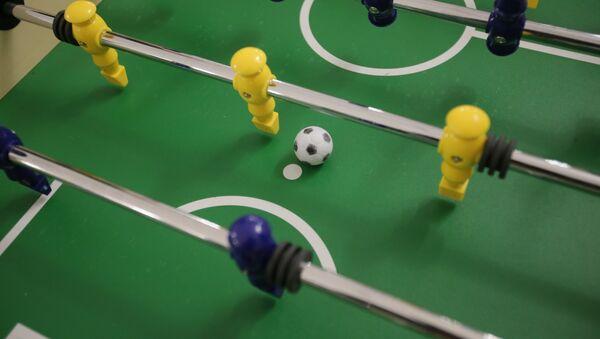 El fútbol de mesa - Sputnik Mundo