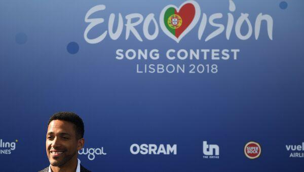 Logo de Eurovisión - Sputnik Mundo