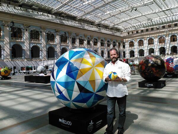 Paul Zarkin - Sputnik Mundo