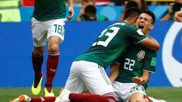 Jugadores mexicanos - Sputnik Mundo