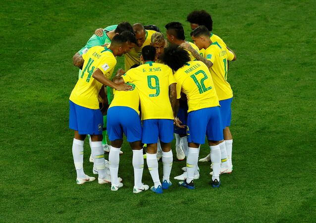 La selección de Brasil