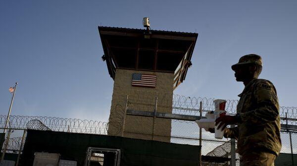 La base naval de la bahía de Guantánamo - Sputnik Mundo