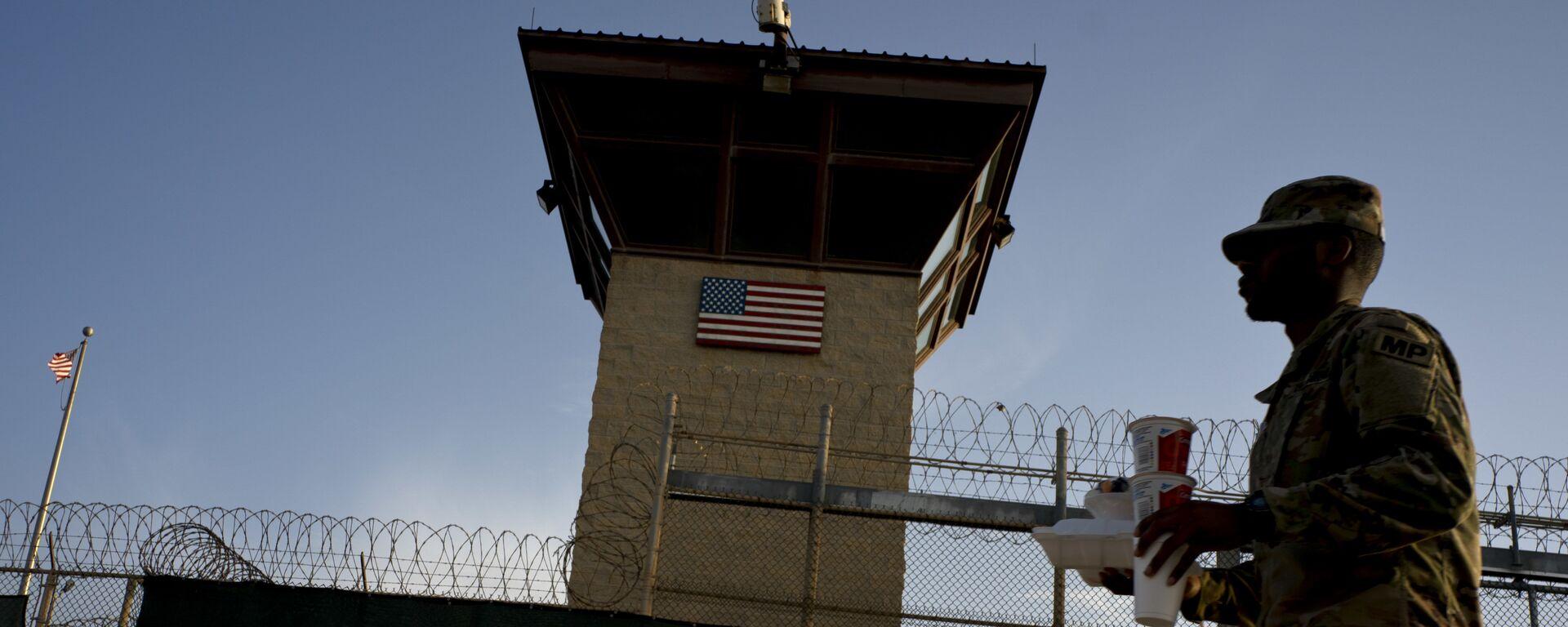 La base naval de la bahía de Guantánamo - Sputnik Mundo, 1920, 08.04.2021