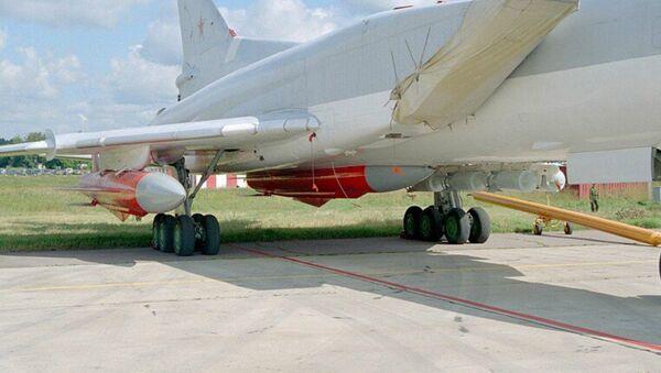 Misil de crucero Kh-22, predecesor de Kh-32 (archivo) - Sputnik Mundo
