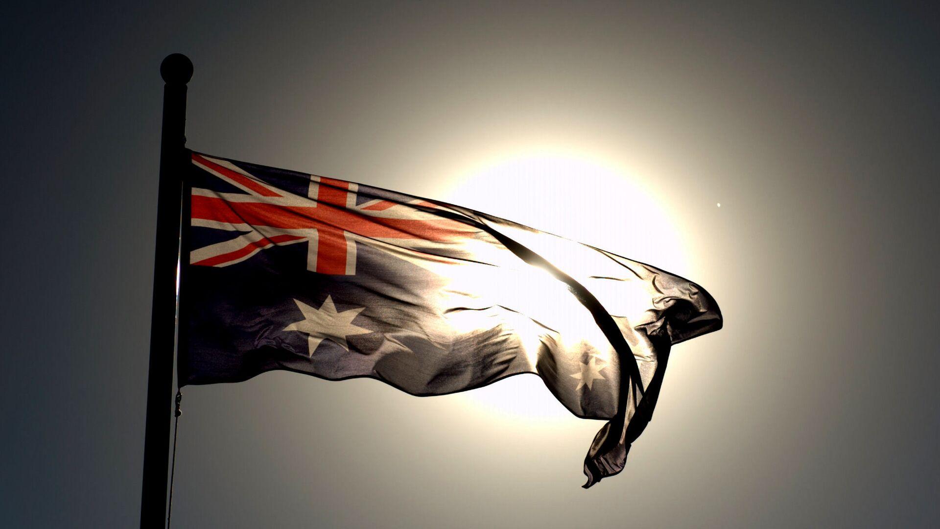 Bandera de Australia - Sputnik Mundo, 1920, 09.03.2021