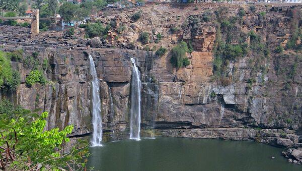 Las cascadas de Gokak, India - Sputnik Mundo