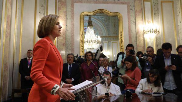María Dolores de Cospedal, exministra de Defensa y secretaria general del Partido Popular - Sputnik Mundo