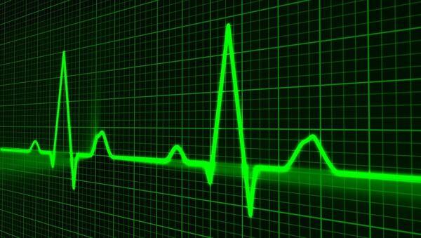 Frecuencia cardíaca (imagen referencial) - Sputnik Mundo