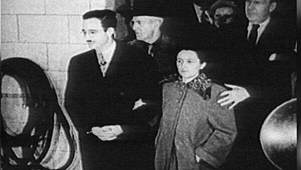Los Rosenberg, víctimas de la histeria anticomunista en EEUU - Sputnik Mundo