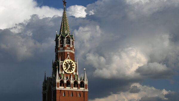 La Torre Spásskaya del Kremlin de Moscú - Sputnik Mundo