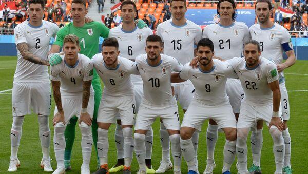 Selección de Uruguay - Sputnik Mundo